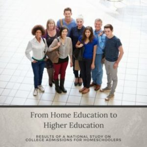 book from home education to higher education